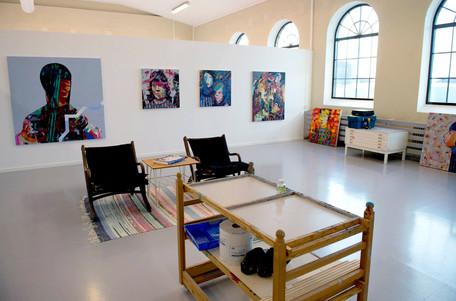 Atelierlokale Velferdshuset