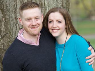 Sarah & Brendan's Engagement