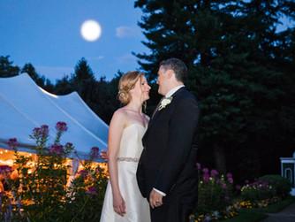 Clear Sky + Full Moon = Happy Hearts