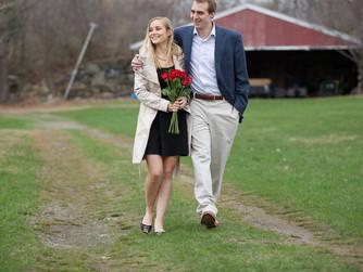 Hannah & Tom's Engagement