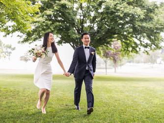 Love Shines on a rainy Wakefield Wedding