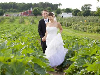 Barn Wedding in Peabody, MA