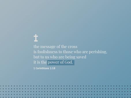 Bear the Cross