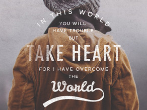 Christ has Overcome