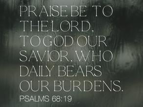 Let God Carry You