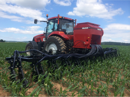 Cover Crop Interseeder Available