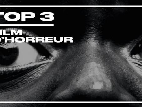 Top 3 des films d'horreur à regarder sous sa couette ce soir