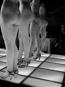 Frank Horvat Paris, années 50