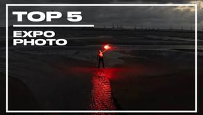 TOP 5 des EXPO PHOTO (5 octobre 2020)
