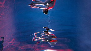 Danse aquatique avec Marta Syrko