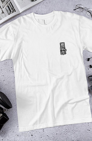 Rolleiflex is not dead - T-Shirt - American Apparel Unisex