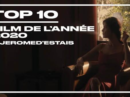 Top 10 des films de l'année vu par Jérome D'Estais