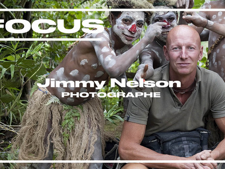 [ Interview ]  Jimmy Nelson - The Last Sentinels