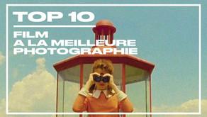 Top 10 des Films avec la meilleure photographie (2010 - 2020)