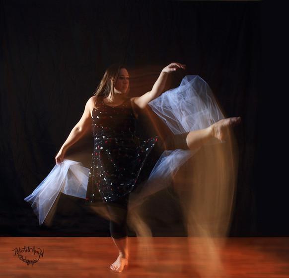 Photo en mouvement - Flash second rideau