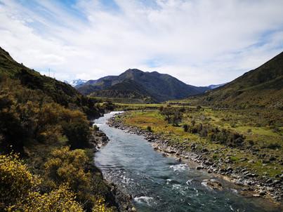 Huranui river