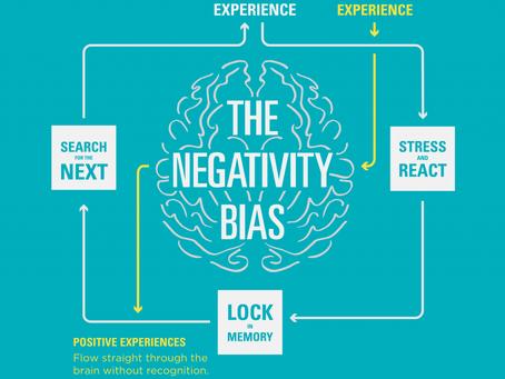 Negativity Bias and Burnout
