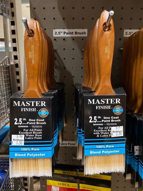 """2.5"""" Paint Brush"""