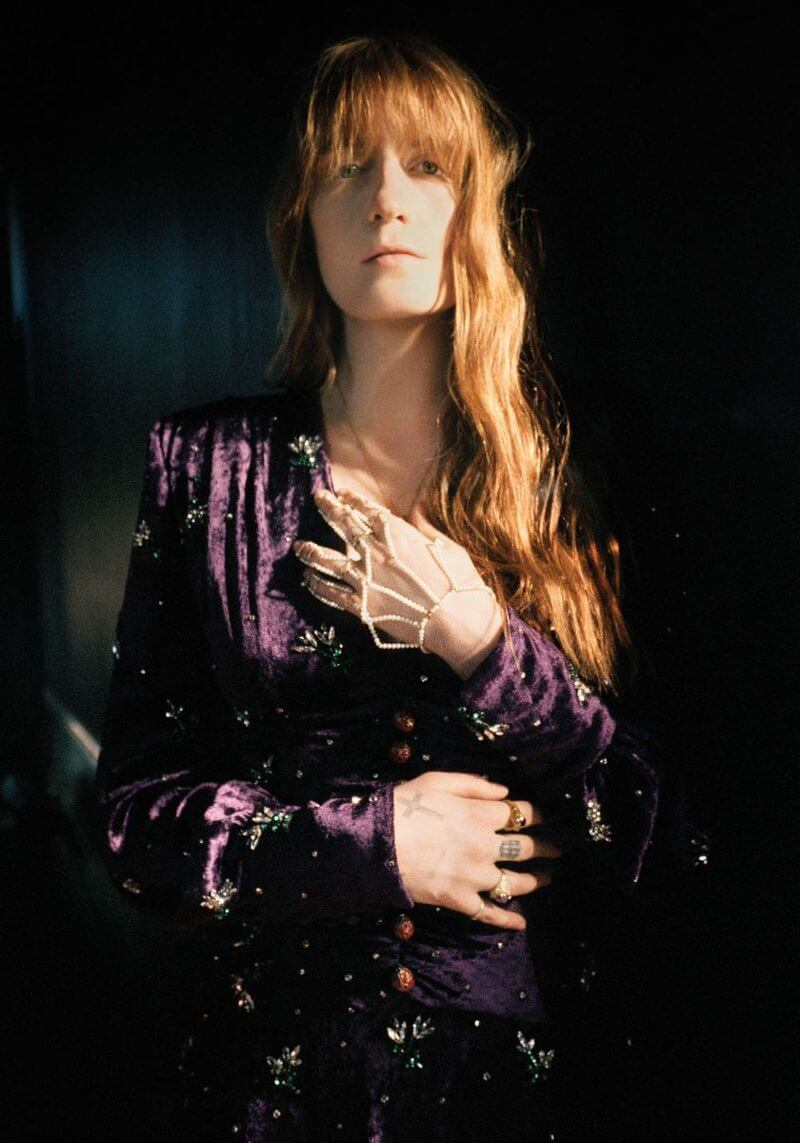 Florence Welch for So It Goes