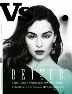 Emilia Clarke for Vs Magazine