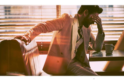 Noah Mills for Man of the World