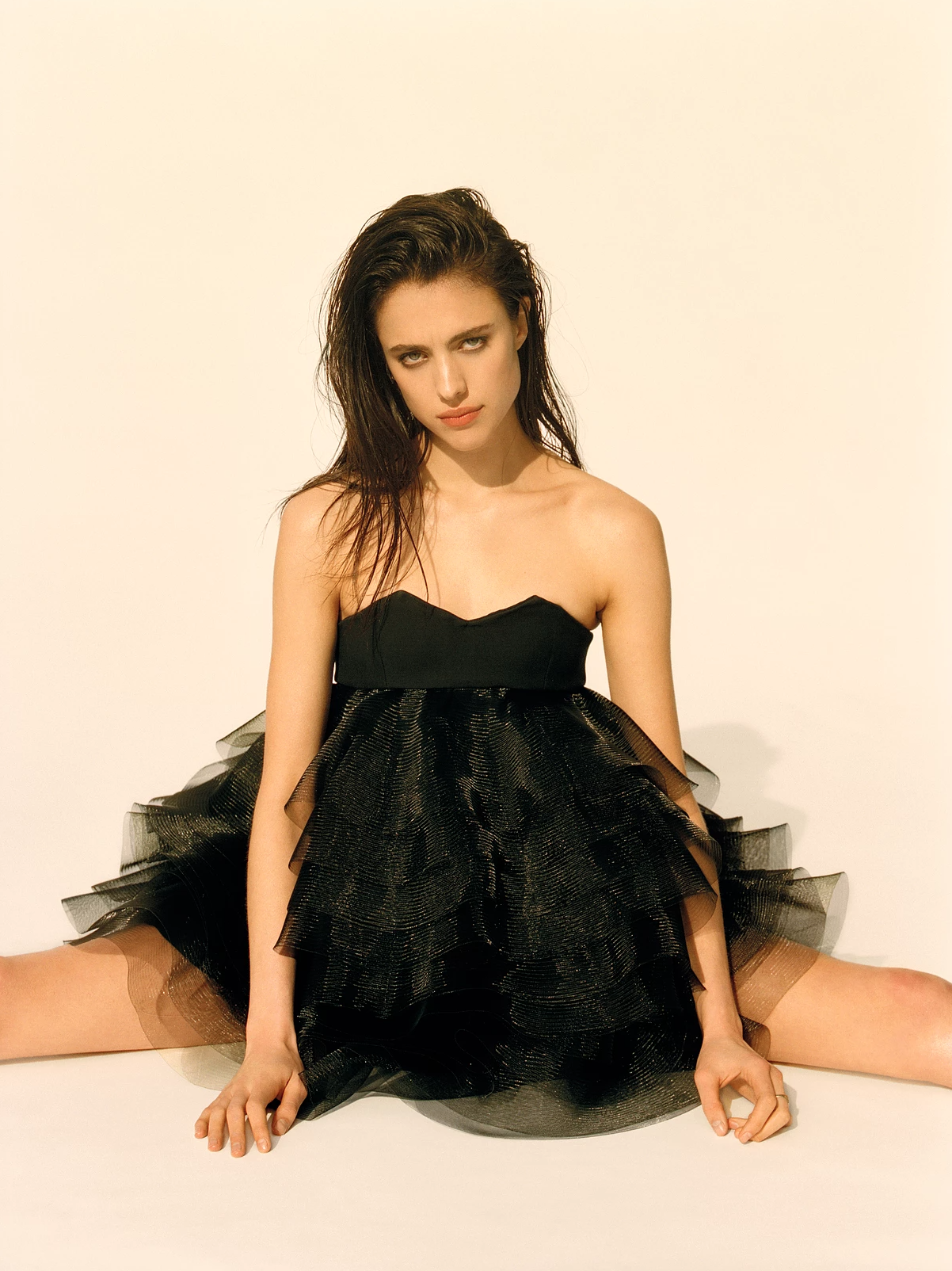 Margaret Qualley for So It Goes