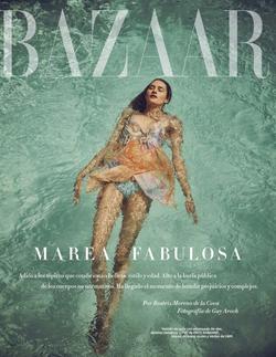 Sanne Vloet for Harper's Bazaar