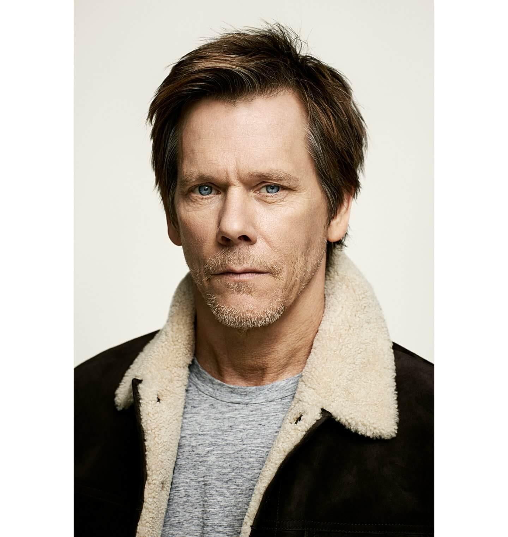 Kevin Bacon for MR PORTER