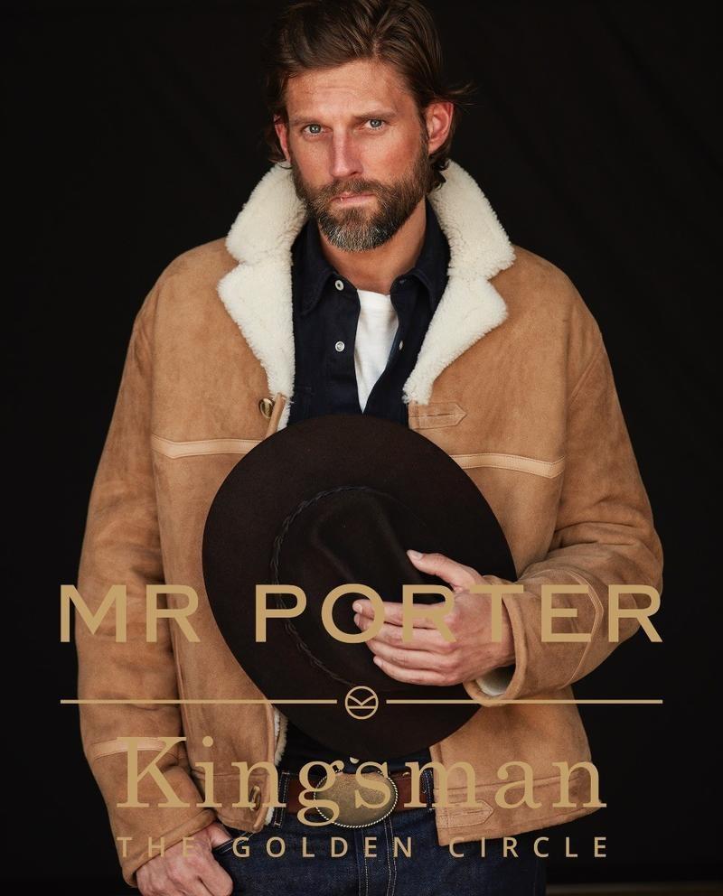 KINGSMAN x MR PORTER