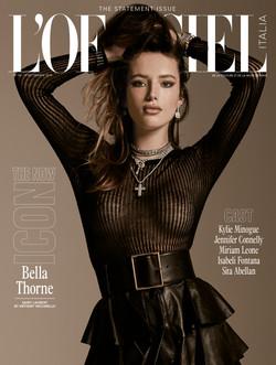 Bella Thorne for L'Officiel Italia