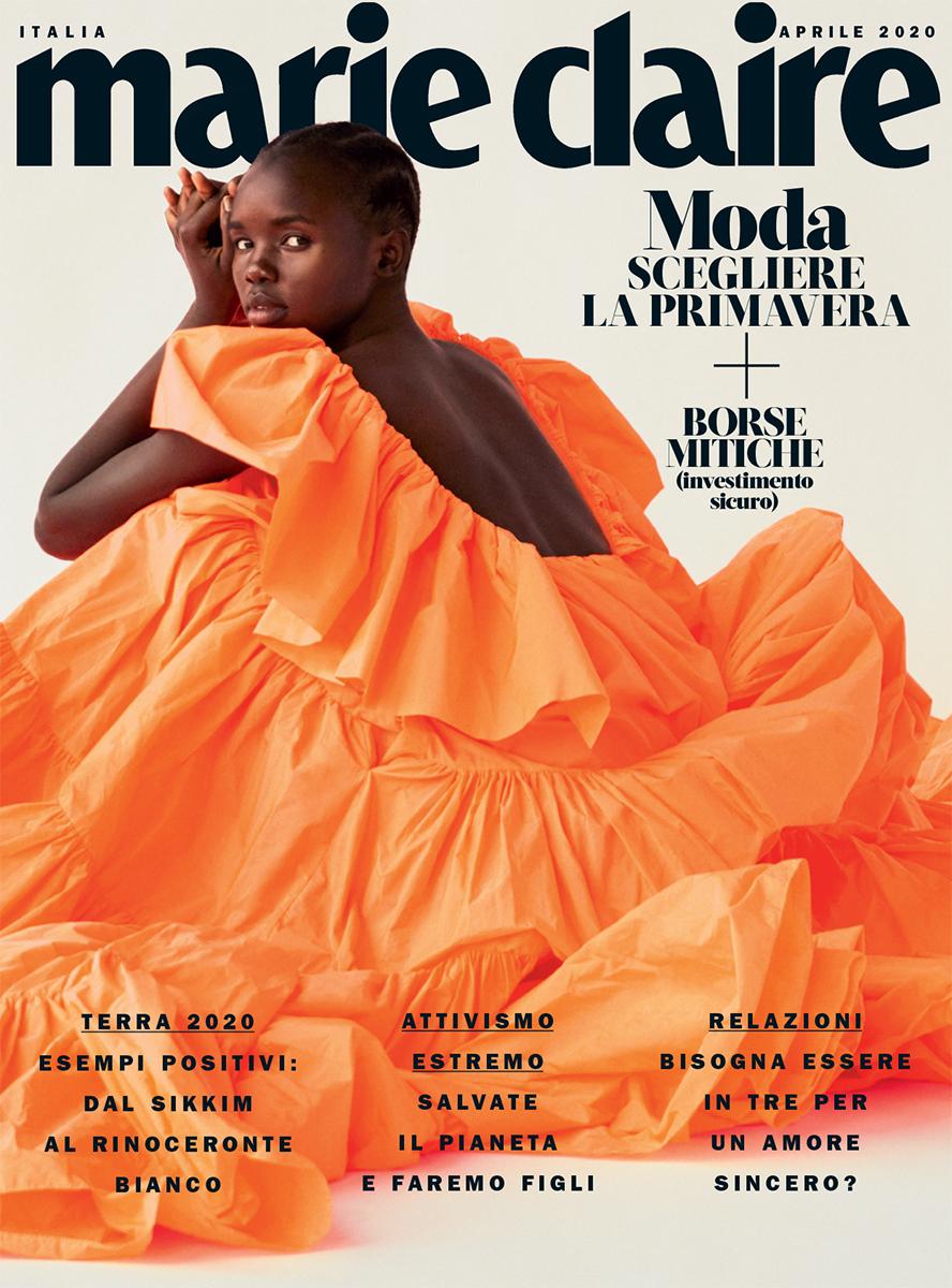 Akiima for Marie Claire Italia