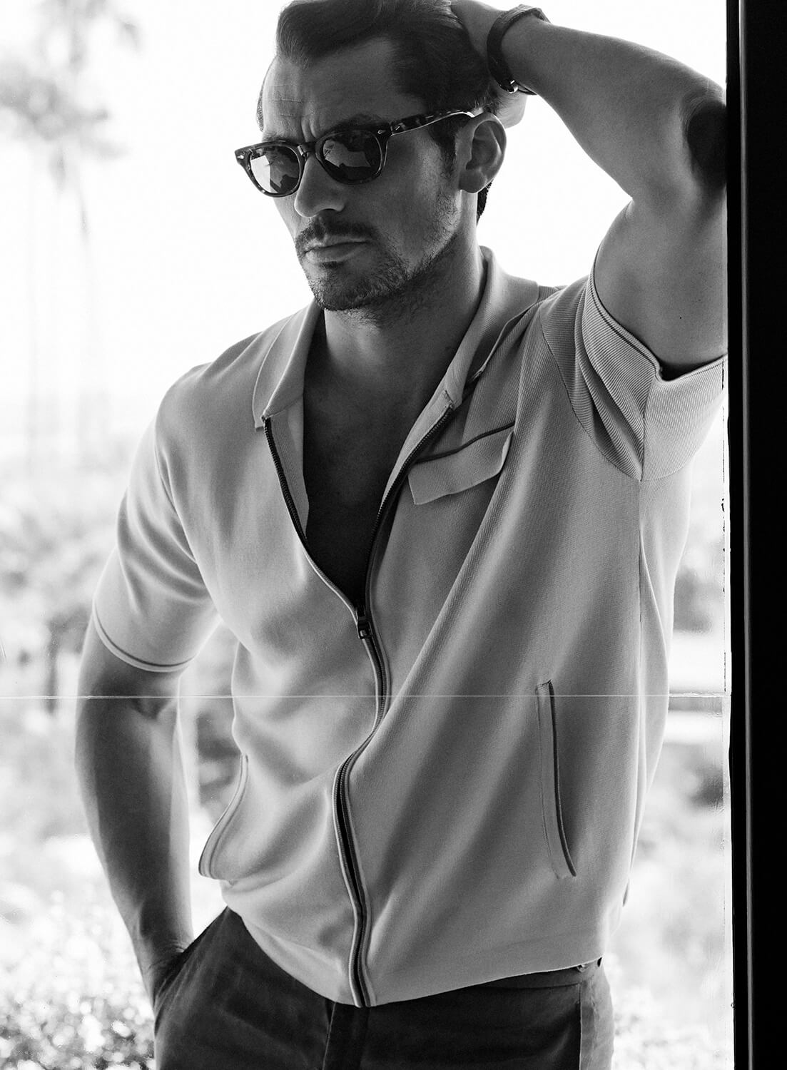 David Gandy for OUT