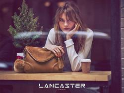 Behati Prinsloo for Lancaster Paris