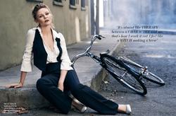 Kirsten Dunst for THE EDIT