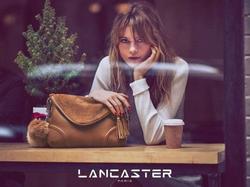 Behati Prinsloo for Lancaster Paris Holiday