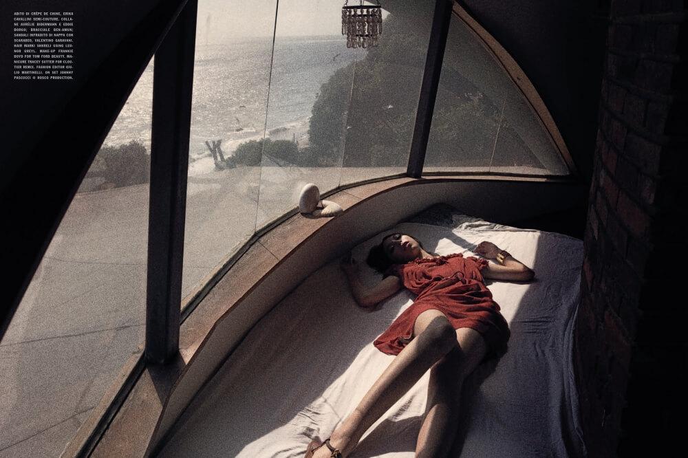 Vogue Italia – Summertime