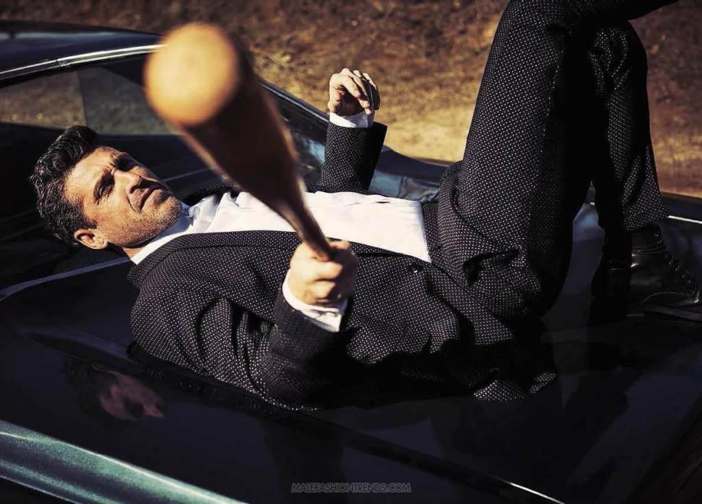 Patrick Dempsey for GQ Italia