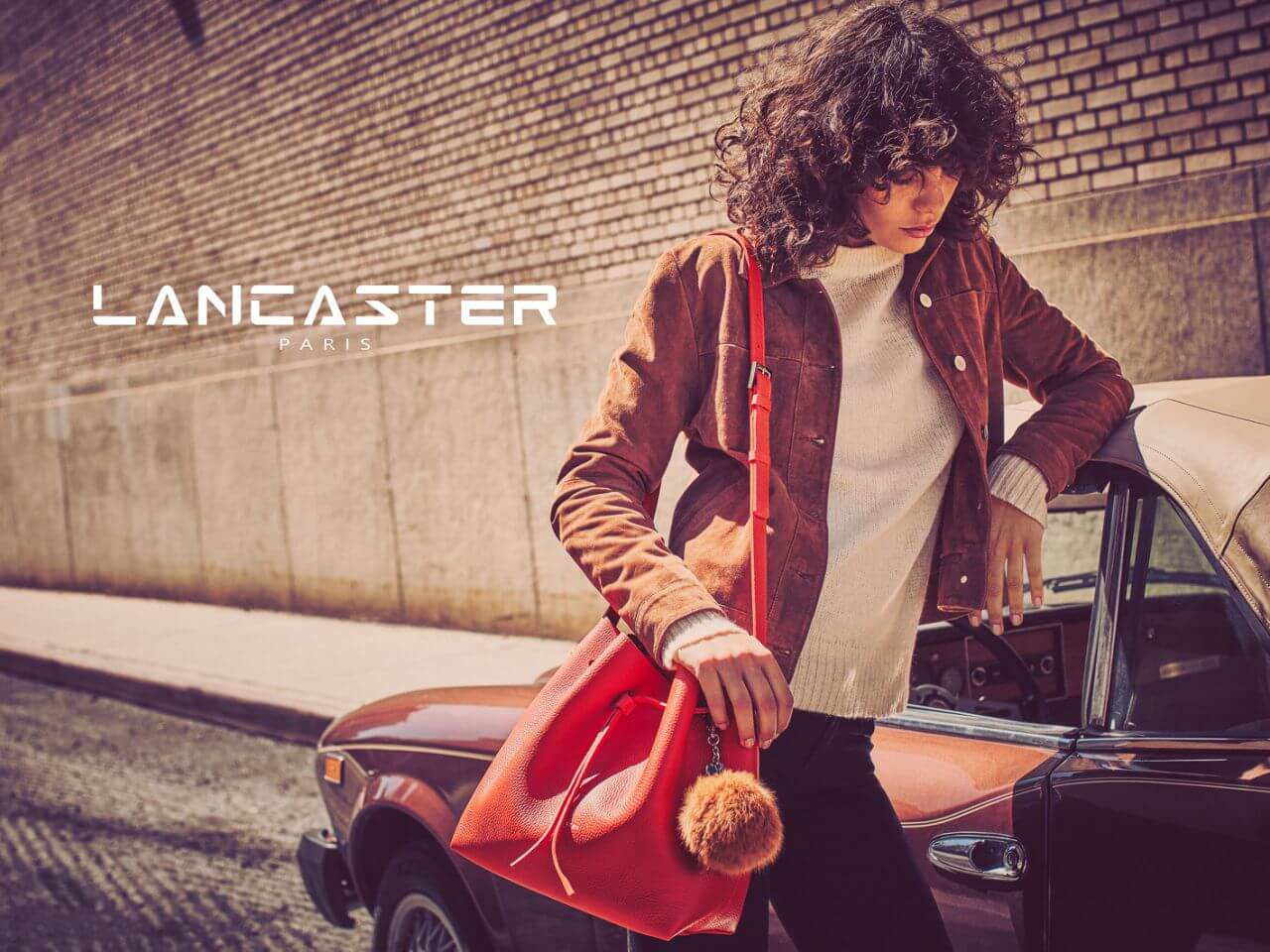 Steffy Argelich for Lancaster Paris