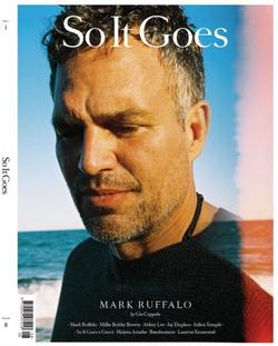 Mark Ruffalo for So It Goes