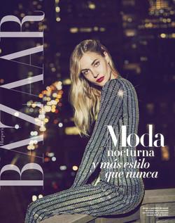 Nadja Bender for Harpers Bazaar