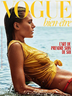 Madison Headrick for Vogue Paris