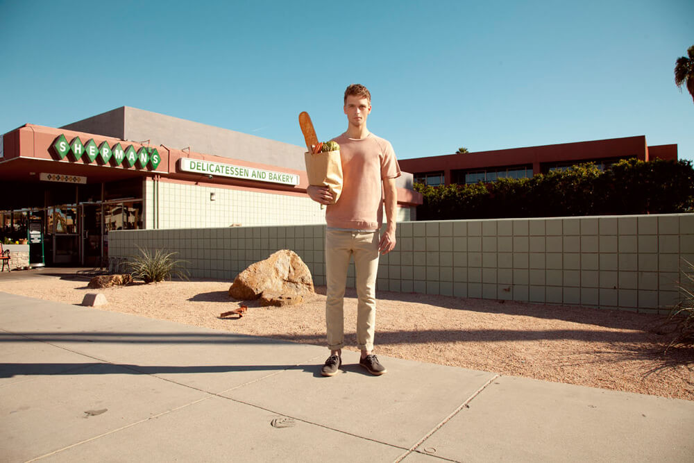 Pull & Bear – Heritage Collection