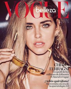 Chiara Ferragni for Vogue México
