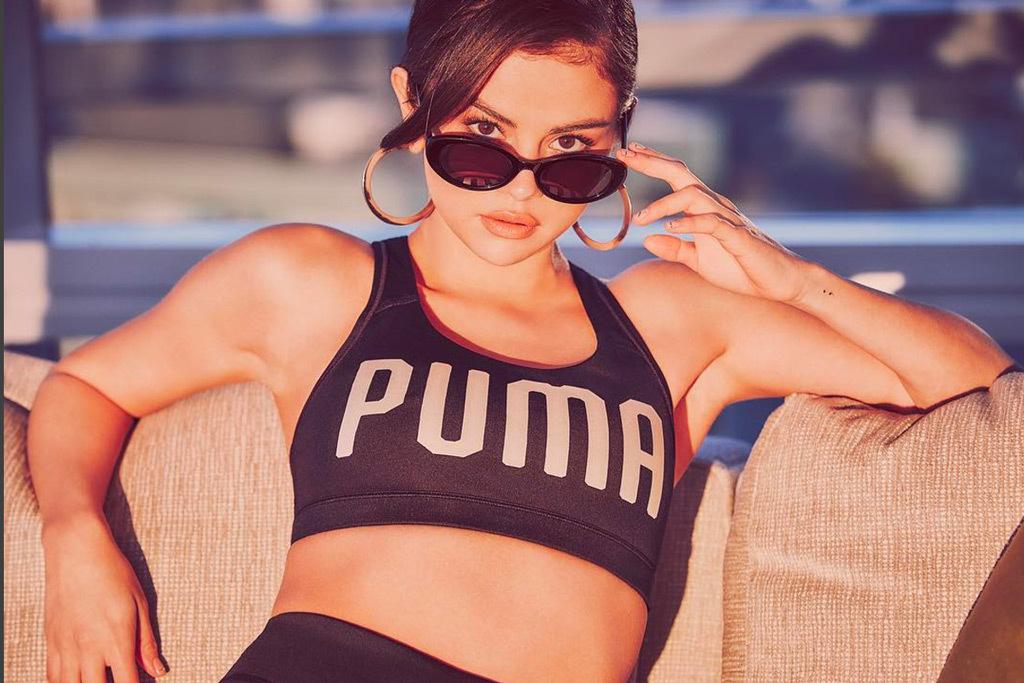 Selena Gomez for Puma