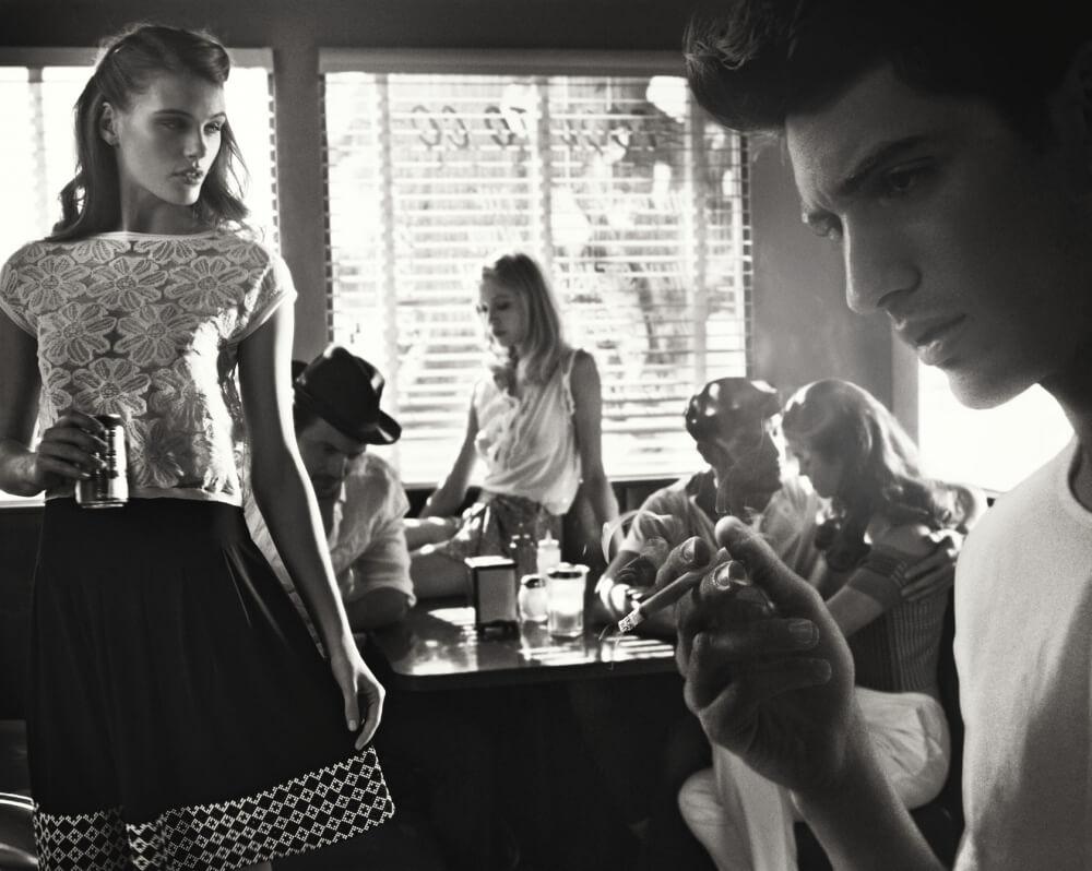 Vogue Italia – Young Americans