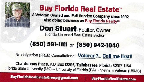 Buy Florida Real Estate Card