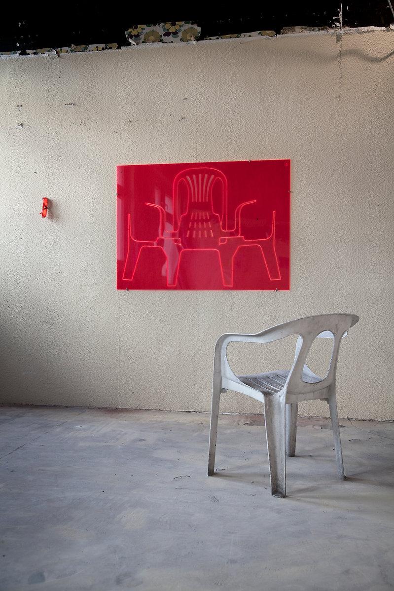 Bert Loeschner_foldable chair