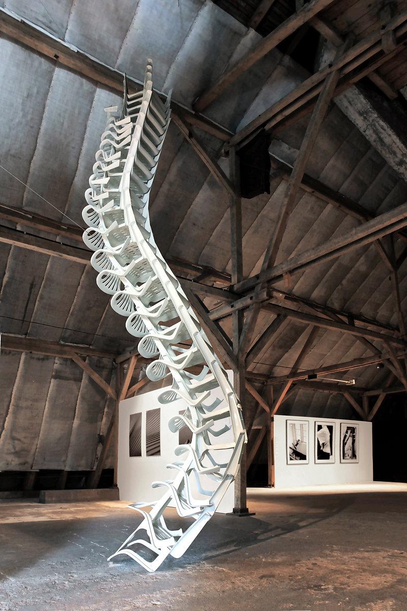 Spine Monobloc Bert Loeschner