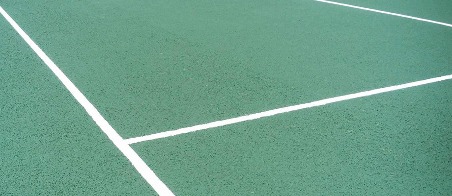 Repainting of Playing Lines | Peter A Housden | Hampshire, Sussex & Surrey