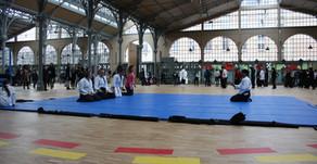 L'Aikido s'invite au Carreau